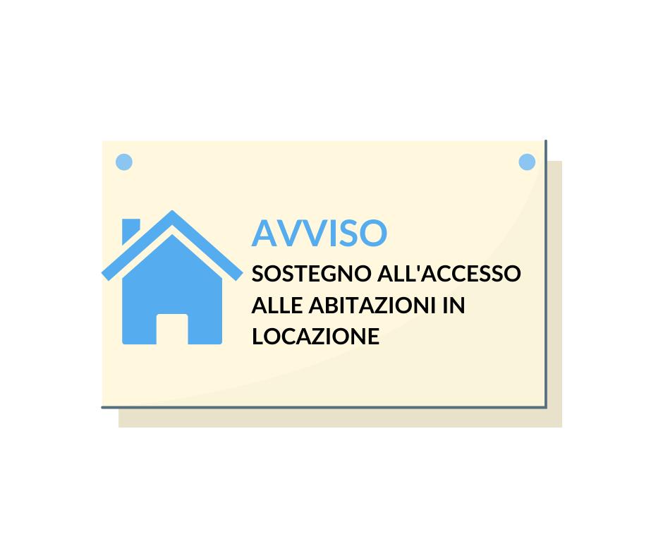 AVVISO PUBBLICO PER LA CONCESSIONE DI BENEFICI ECONOMICI LEGGE 431/98